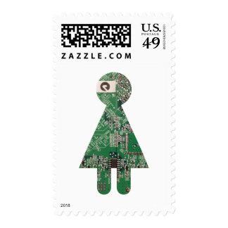 Motherboard Stamp