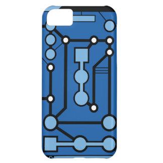 Motherbox Blue iPhone 5C Case