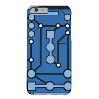 Motherbox Blue Barely There iPhone 6 Case