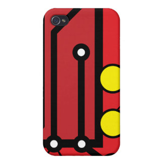 Motherbox iPhone Case For iPhone 4