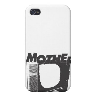 MotherBOX_POD iPhone 4 Cases