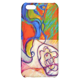 Motherhood Abstract by Christopher ORAced Decaro Case For iPhone 5C