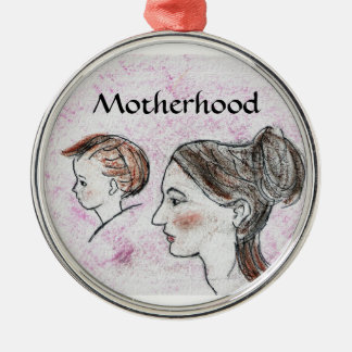 Motherhood Child Ornament