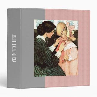 Motherhood. Customizable Mother's Day Gift Binder