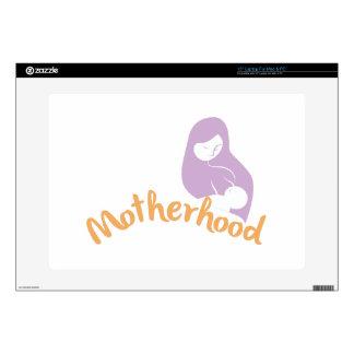 Motherhood Decals For Laptops