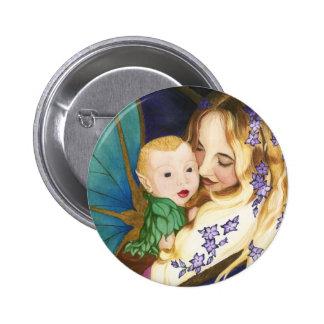 Motherhood Fairy Buttons