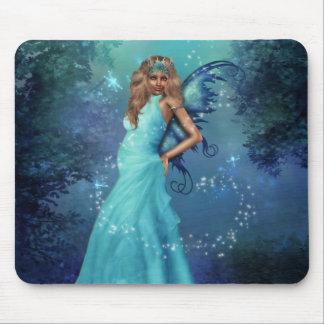 Motherhood Fairy Mousepad by Emma Marlow