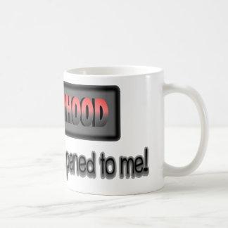 Motherhood: Finally It Has Happened To Me! Mug