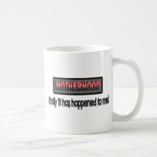Motherhood: Finally It Has Happened To Me! Coffee Mugs