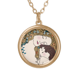 Motherhood,mother's day,mother's birthday round pendant necklace
