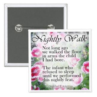 Motherhood Poetry Gift Items Pins
