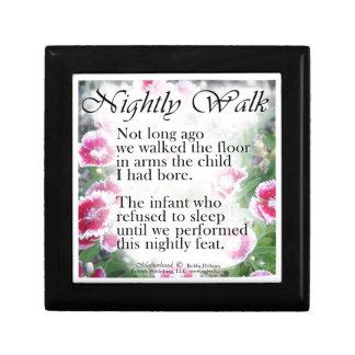 Motherhood Poetry Gift Items Gift Box