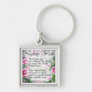 Motherhood Poetry Gift Items Key Chain