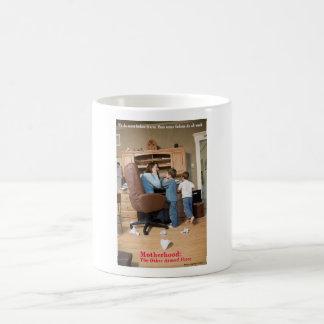 Motherhood:  The Other Armed Force Coffee Mug