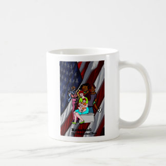 Motherhood:  The Other Armed Force Mugs