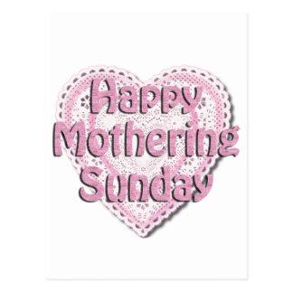 Mothering Sunday Postcard