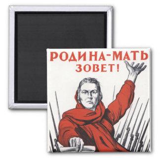Motherland Magnet