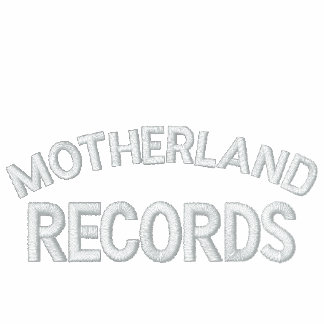 MOTHERLAND, RECORDS. NIGERIA EMBROIDERED TRACK JACKET