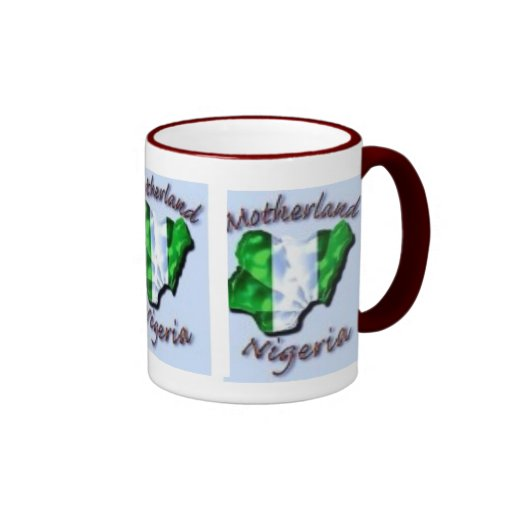 MOTHERLAND RINGER COFFEE MUG