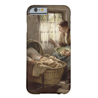 Motherly Affection (oil on canvas) Barely There iPhone 6 Case