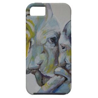 Motherly Elephant iPhone SE/5/5s Case