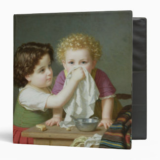 Motherly Instinct, 1872 3 Ring Binder
