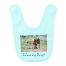 Motherly Love Baby Bib