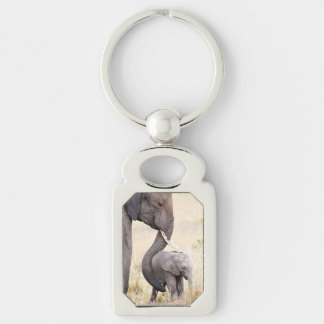 Motherly love keychain