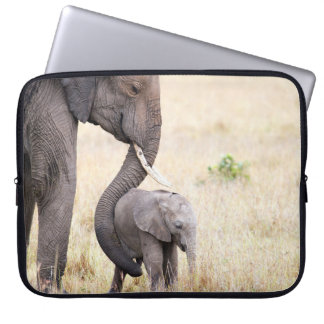 Motherly love laptop sleeve