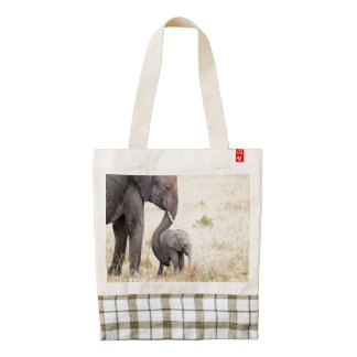 Motherly love zazzle HEART tote bag
