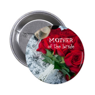 MOTHERof the bride Buttons