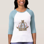 Mothers are Angels Assigned at Birth Raglan T-shirts