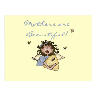 Mothers Are Bee-utiful T-shirts and Gifts Postcard