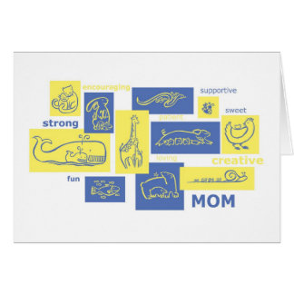 Mothers! Card