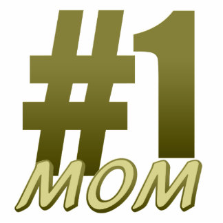 Mother's Day #1 Mom Magnet