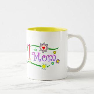 Mother's Day - #1 Mom Mug