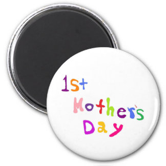 Mother's Day 2 Inch Round Magnet