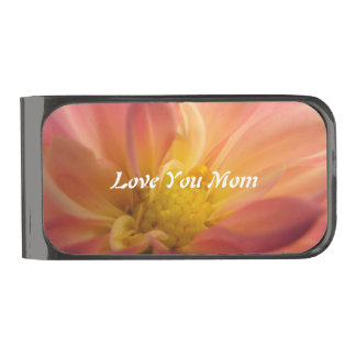 Mother's Day #2 Gunmetal Finish Money Clip
