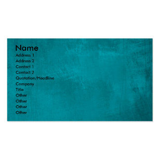 Mothers Day - ADD YOUR PHOTO - Blue Fantasy Business Card