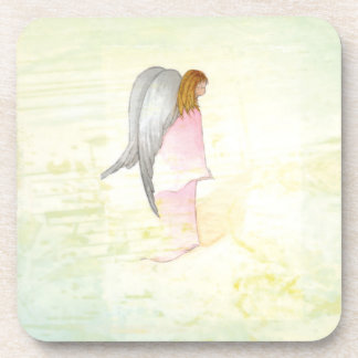 Mother's Day Angel Religious Coaster