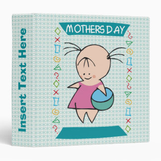 Mothers Day Avery Binder