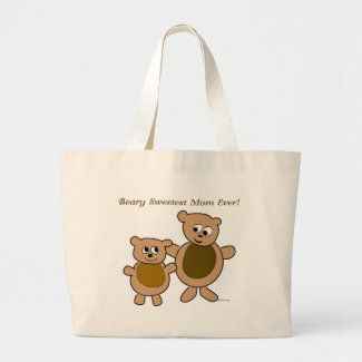 Mother's Day Beach Bag bag