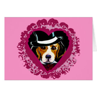 Mothers day Beagle Cards