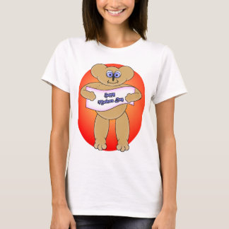 Mothers Day Bear T-Shirt