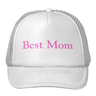 Mother's Day Best Mom Trucker Hat