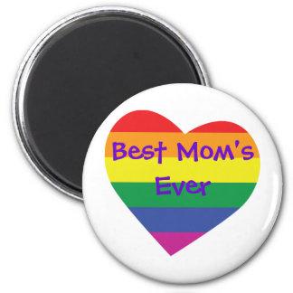 Mother's Day Best Moms Ever Magnet