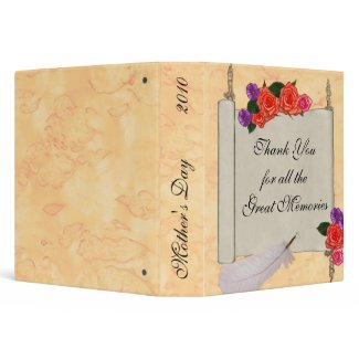 Mother's Day binder