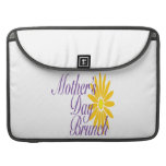 Mothers Day Brunch MacBook Pro Sleeves