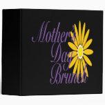 Mothers Day Brunch Vinyl Binders