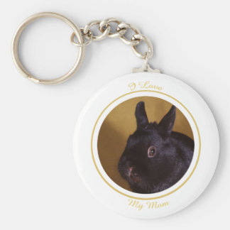 Mother's Day - Bunny Keychain